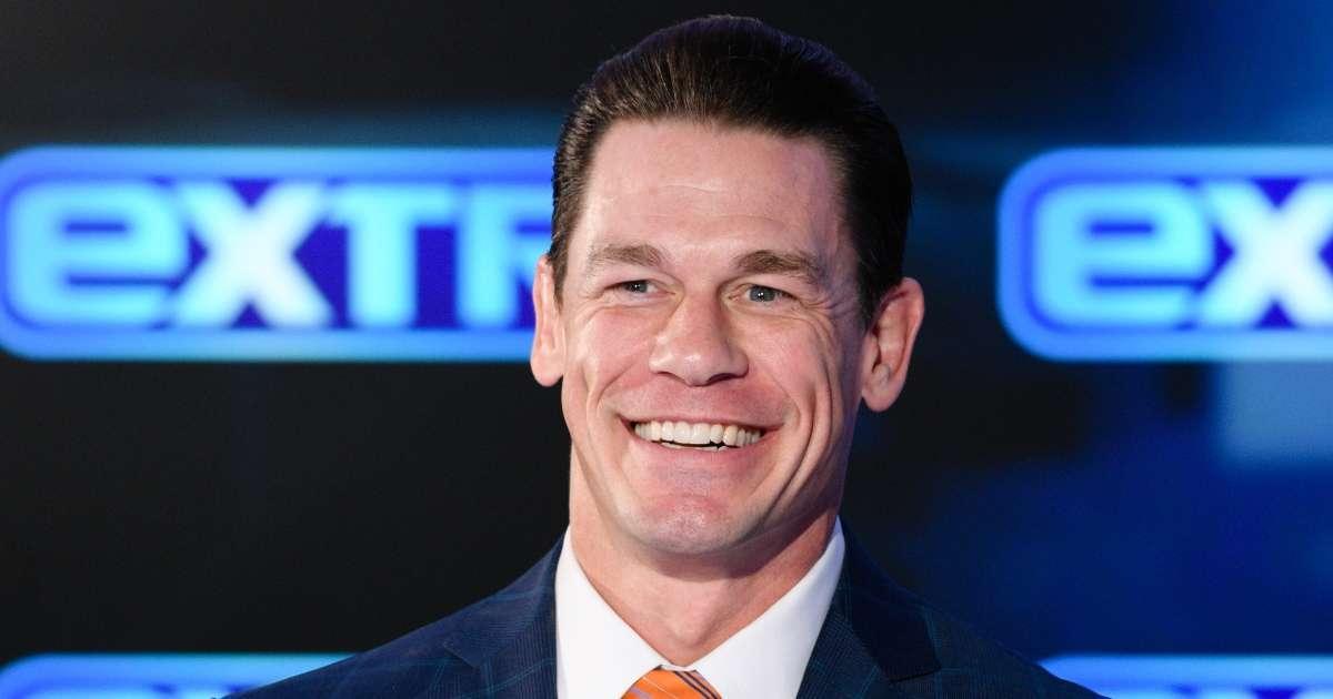 John Cena man changes name drunken dare