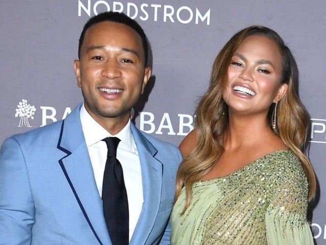 Chrissy Teigen Says She's 'Fresh out of Tears' in Father's Day Post for John Legend