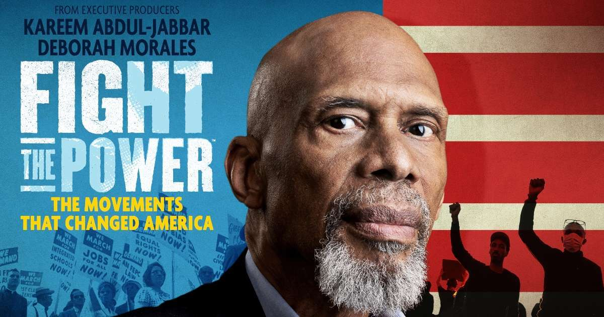 Kareem Abdul-Jabbar details why protesting is crucial new documentary