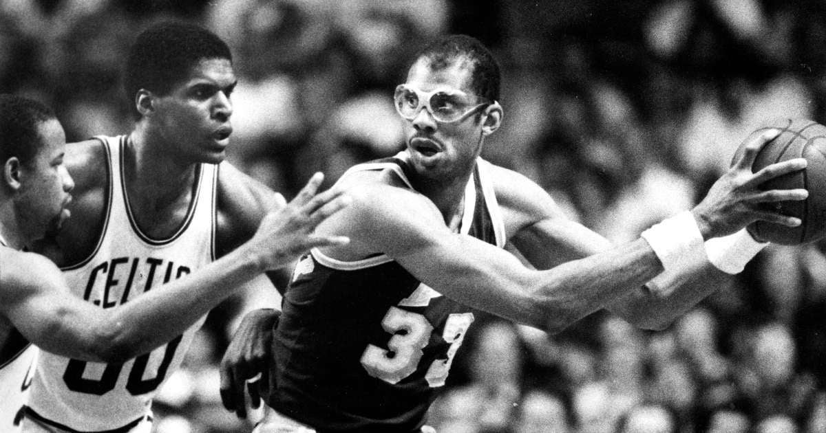 Kareem Abdul-Jabbar looks back career Lakers traded Bucks