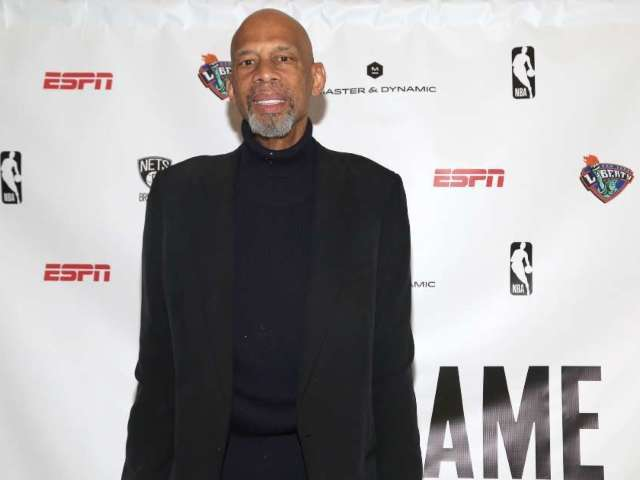 Kareem Abdul-Jabbar Weighs in on NBA's Handling of Racial Injustice (Exclusive)