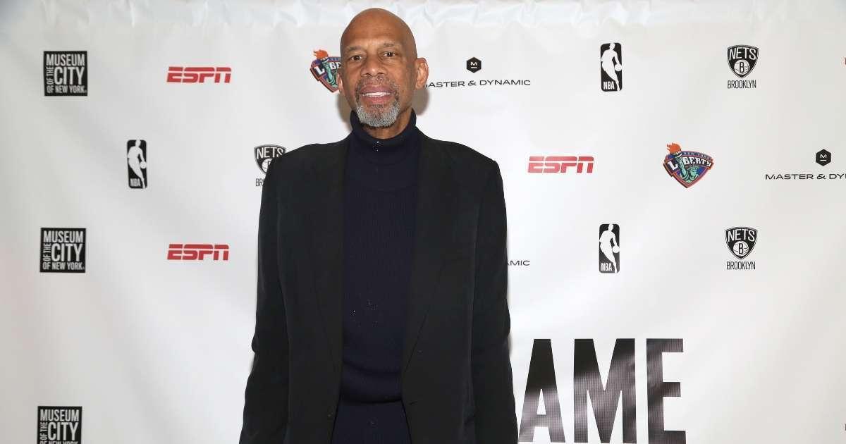 Kareem Abdul-Jabbar weighs in NBA handling racial injustice