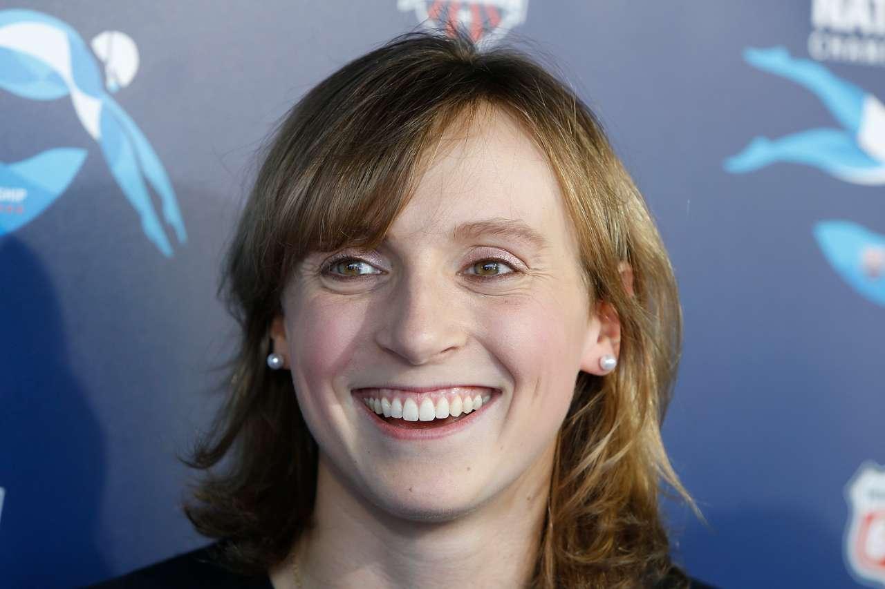 Katie Ledecky Stanford