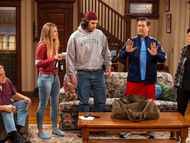 'Kevin Can F**K Himself' Star Eric Petersen Reveals One Laugh Track Is Authentic in the Series (Exclusive)