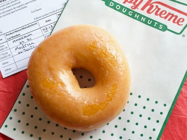 Krispy Kreme Reveals Free Offer for Customers Amid Sweet New Campaign