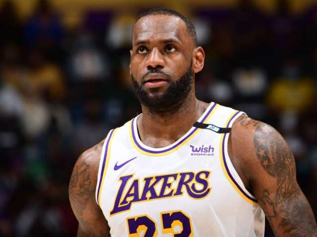 LeBron James Blasts NBA for Multiple Injuries in Playoffs