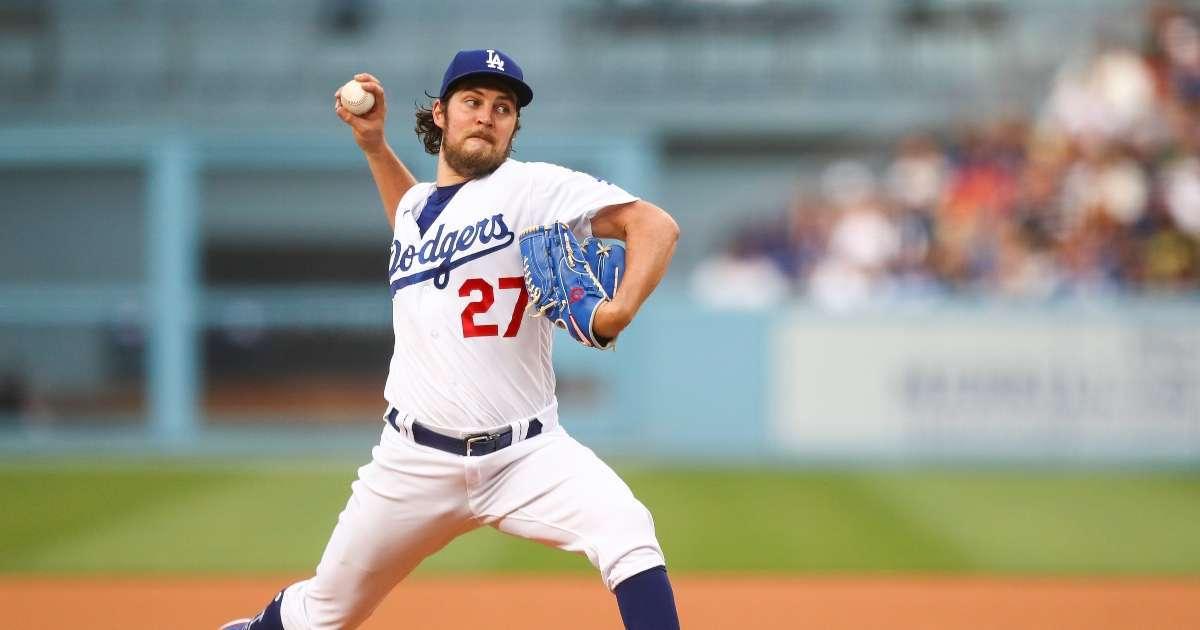 Los Angeles Dodgers Trevor Bauer accused assault