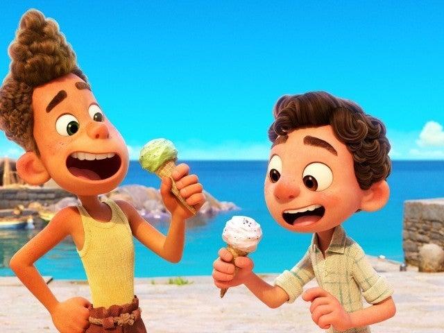 Pixar's 'Luca' Is Getting Rave Reviews