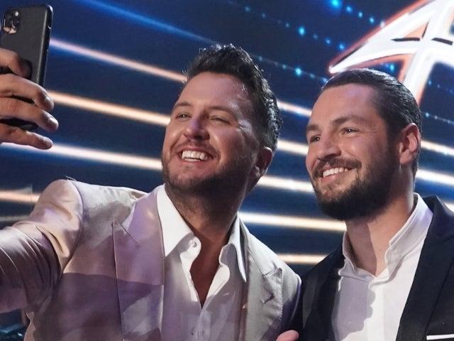 Chayce Beckham Teases Fishing Plans With 'American Idol' Judge Luke Bryan (Exclusive)