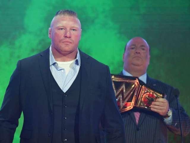 Major Update on Brock Lesnar's Return to WWE