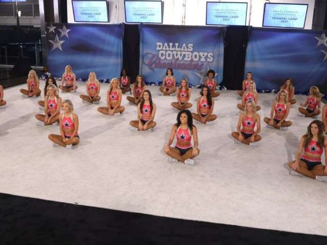 Major Update on Future of CMT Show 'Dallas Cowboys Cheerleaders: Making the Team'