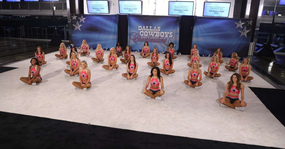 Major update Dallas Cowboys cheerleders making the team future