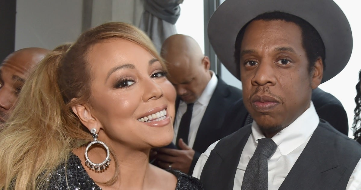 mariah carey jay-z getty images