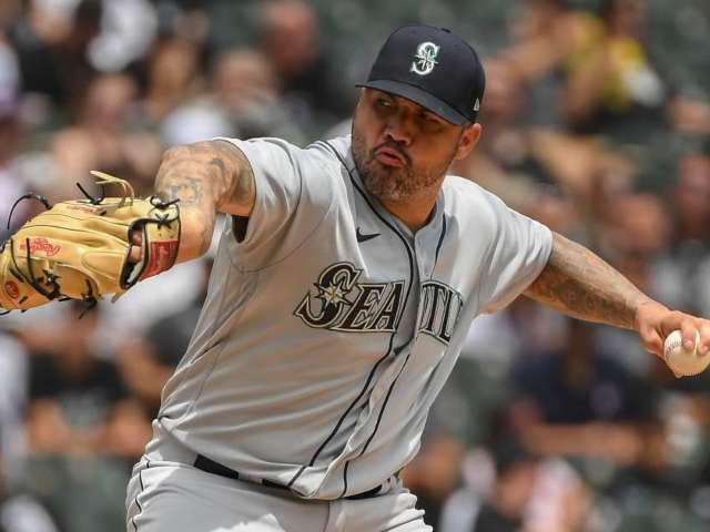 Mariners Pitcher Suspended for Having Illegal Foreign Substance