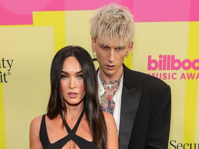 Megan Fox and Machine Gun Kelly Pulled Over During Motorcycle Ride