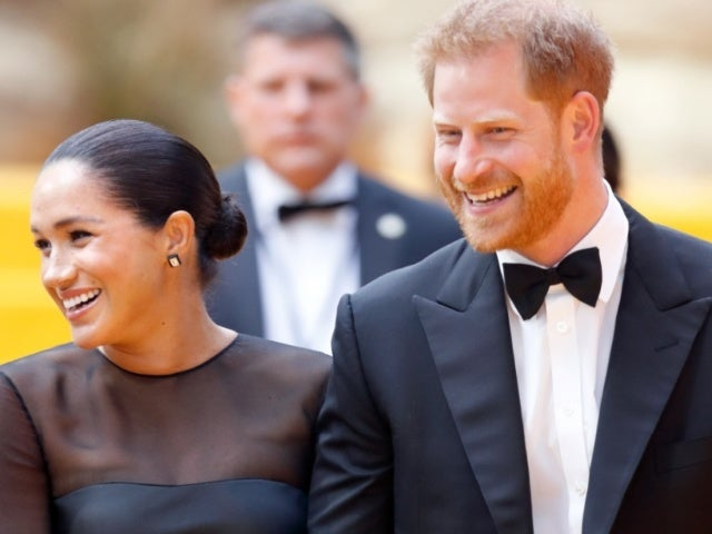 Prince Harry Makes Funny Cameo in Meghan Markle's 40th Birthday Video