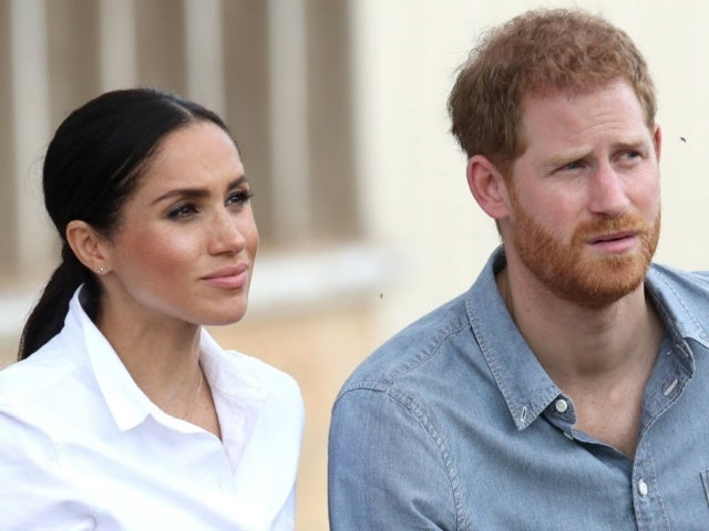 Meghan Markle and Prince Harry 'Escaping the Palace' Movie Coming to Lifetime — Watch the Trailer