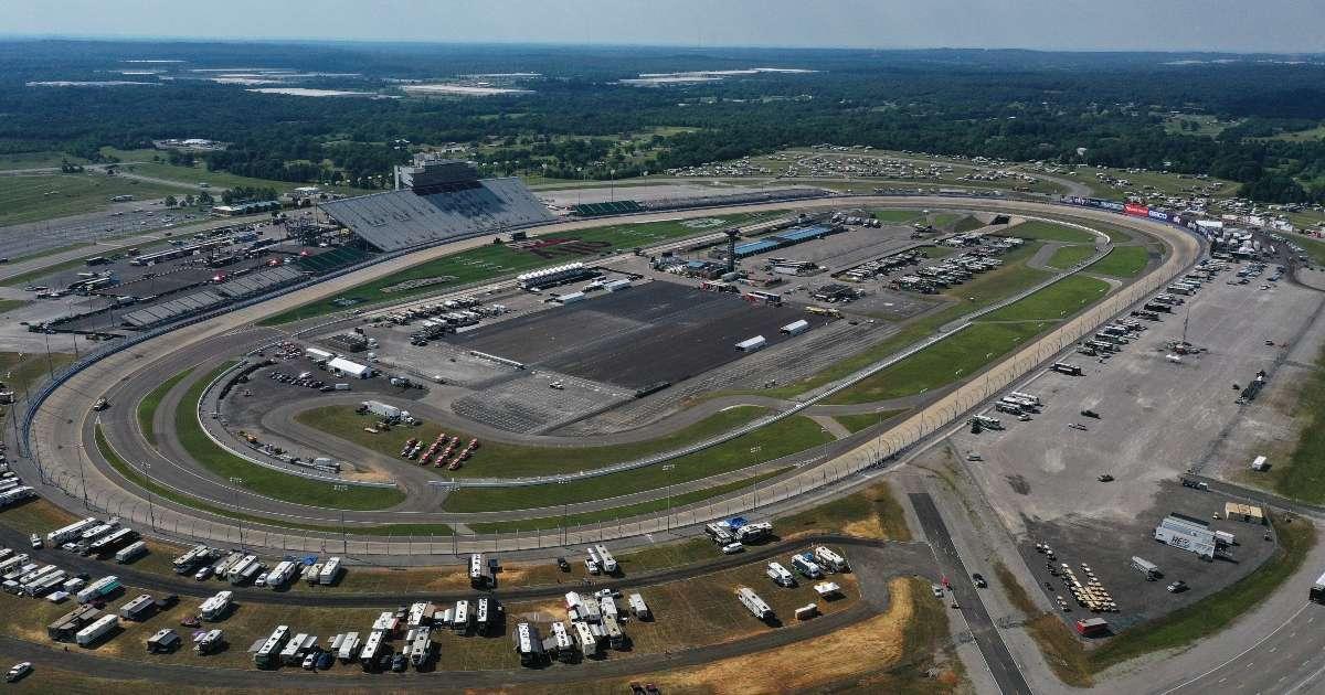 NASCAR fans heated Nashville race bans coolers