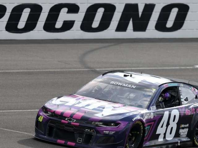 NASCAR Race: Time, Channel and How to Watch Pocono Mountains 350