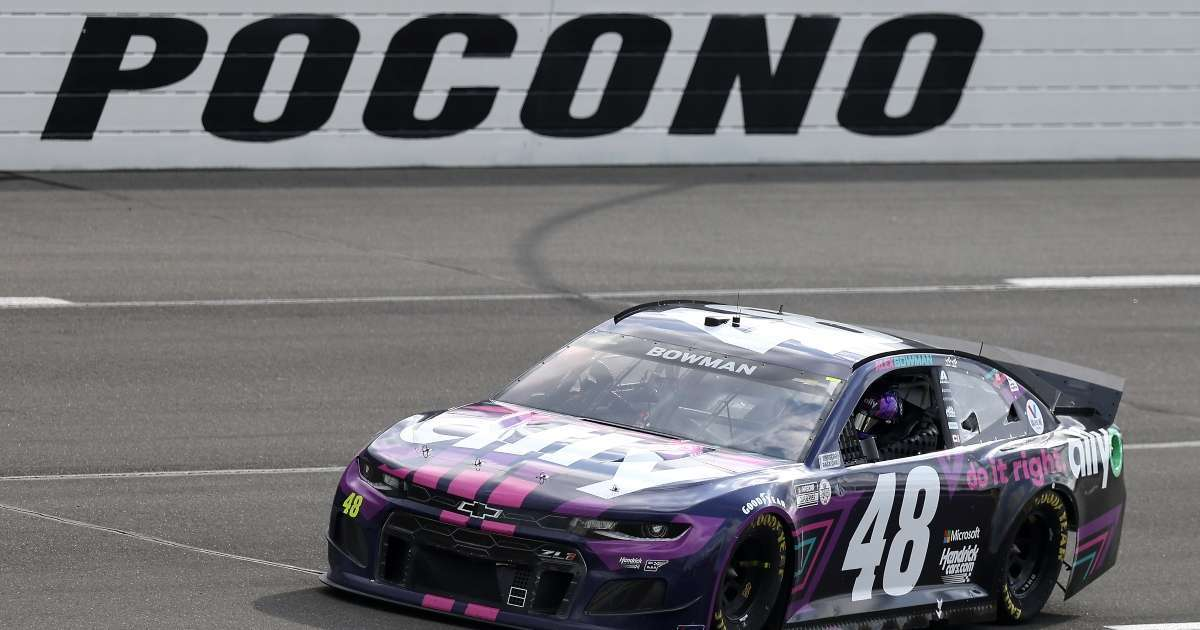 NASCAR Race Time Channel How to Watch Pocono Mountains 350