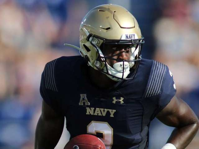 Navy Denies Football Player's Request to Delay Service and Play in the NFL