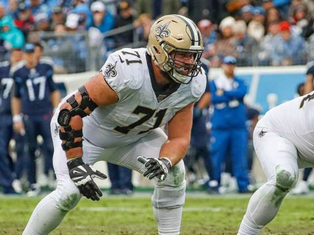 New Orleans Saints Offensive Lineman Signs Historic $96 Million Contract