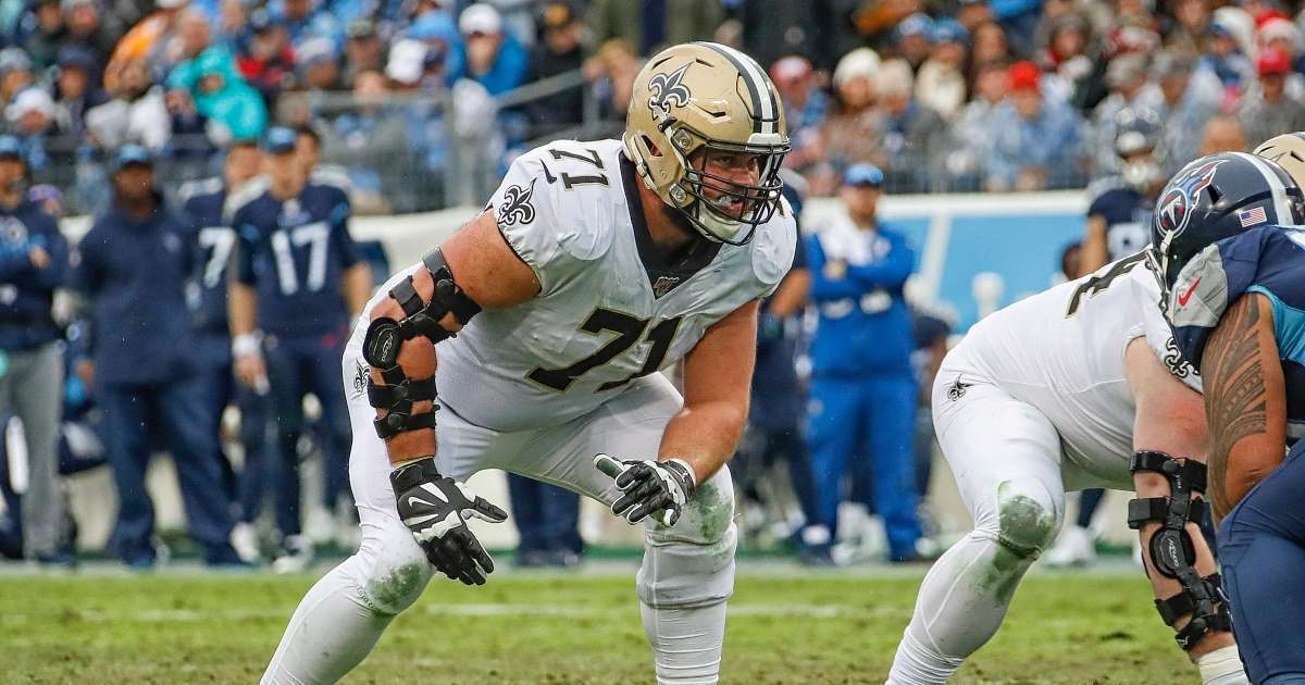 New Orleans Saints offensive lineman Ryan Ramczyk signs historic 90 million contract