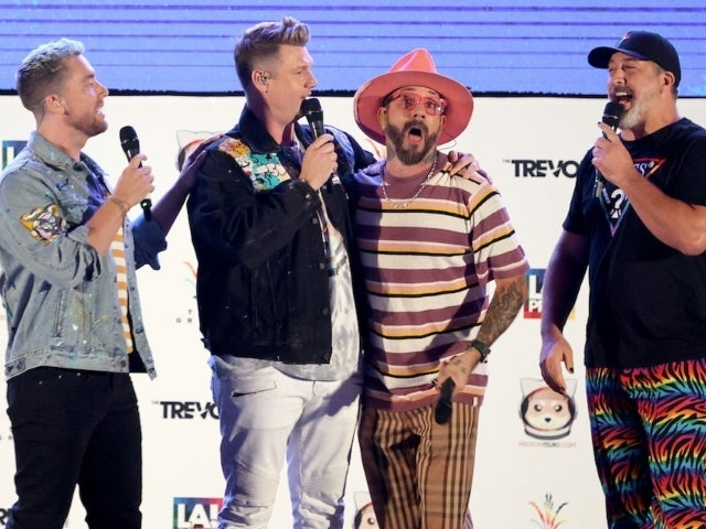 Backstreet Boys and NSYNC Members Team up Again for 'I Want it That Way' Collaboration