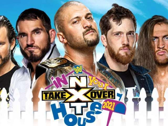 NXT TakeOver: In Your House 2021: Time, Channel and How to Watch