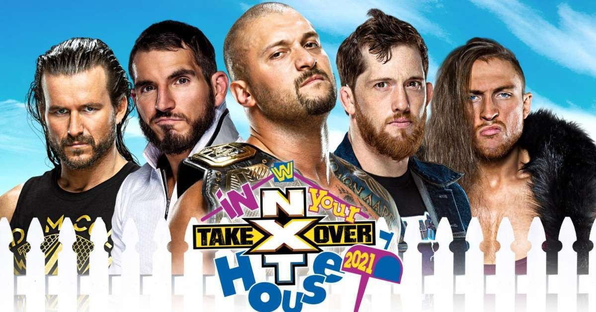 NXT Takeover In Your House Time Channel How to Watch