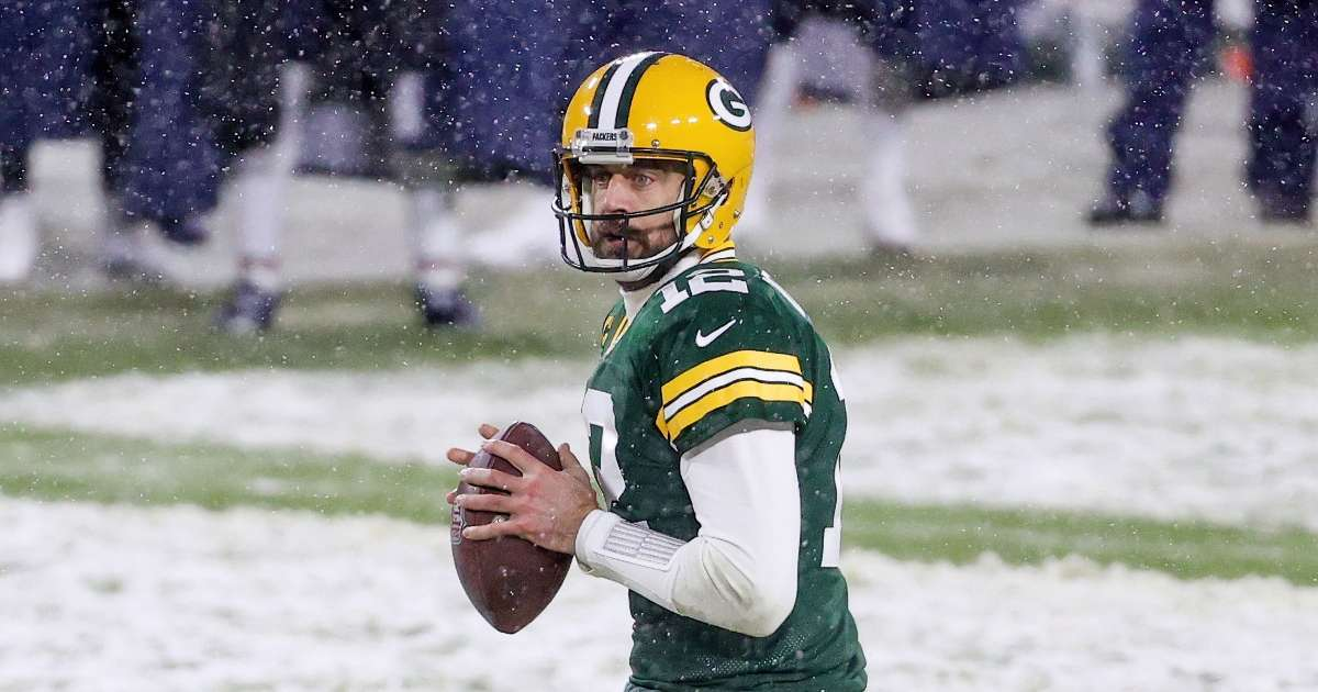 Packers make roster move Aaron Rodgers Green Bay