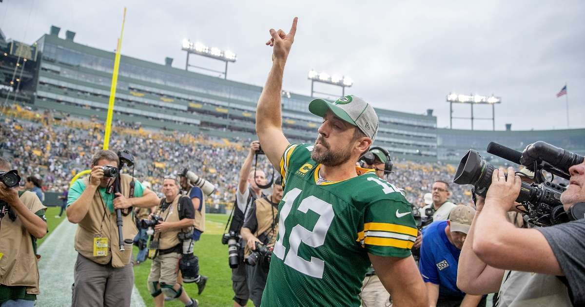 Packers President reveals Aaron Rodgers situation done fans