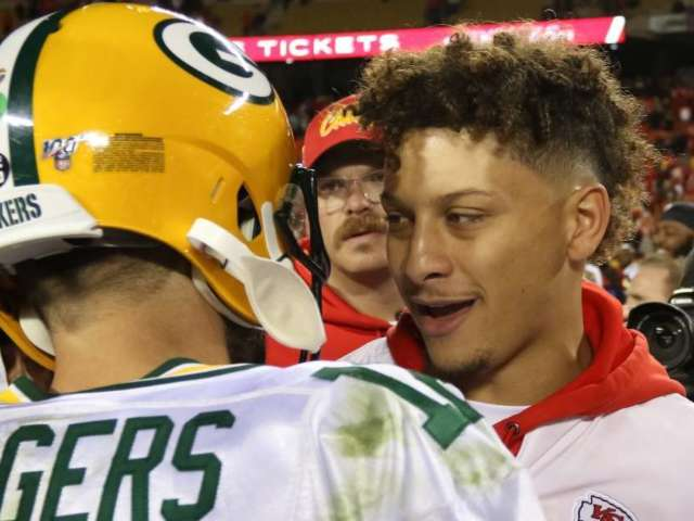 Patrick Mahomes Shares Thoughts on Aaron Rodgers Possibly Being Traded to AFC West Team