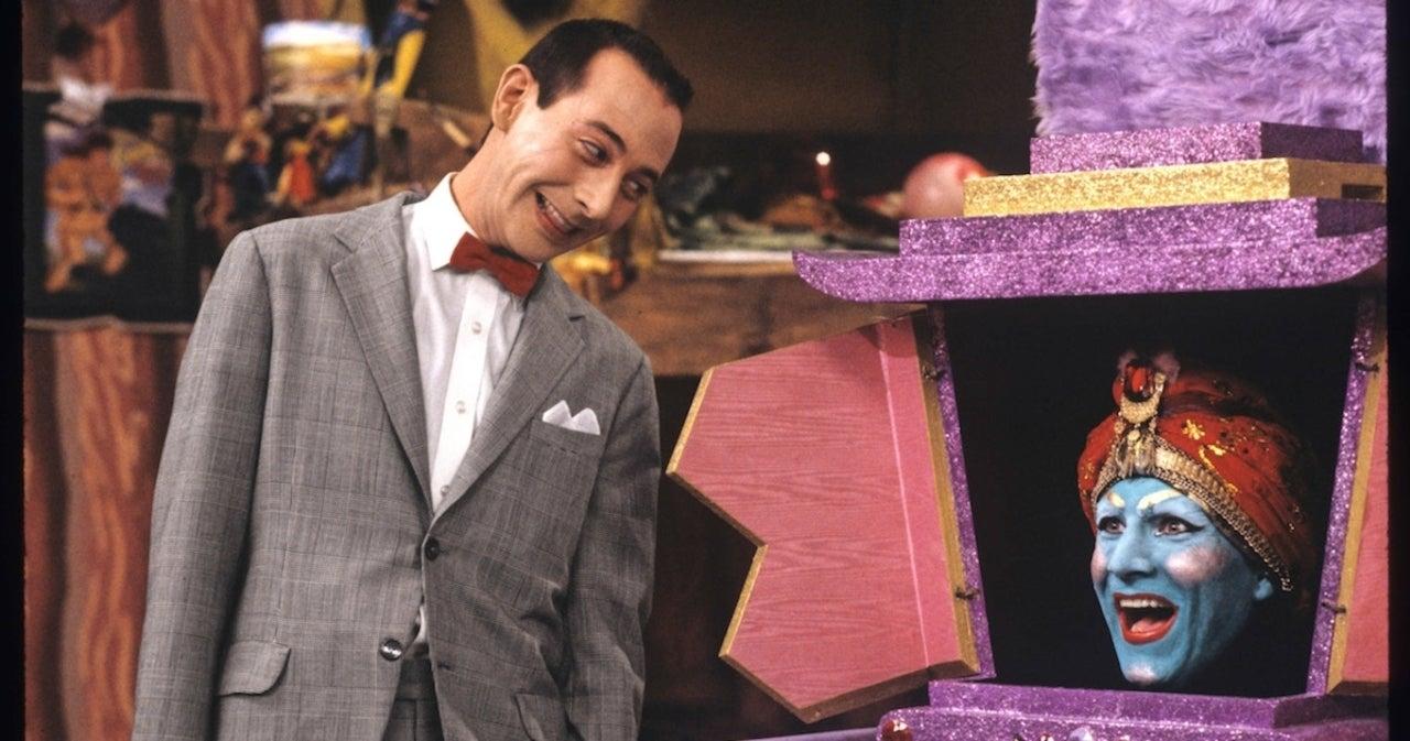 John Paragon, 'Pee-wee's Playhouse' Jambi the Genie Actor, Dead at 66.jpg