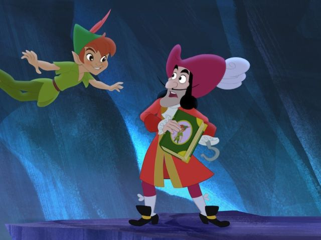'Peter Pan': Here's Who's Playing Captain Hook in Upcoming Disney Remake