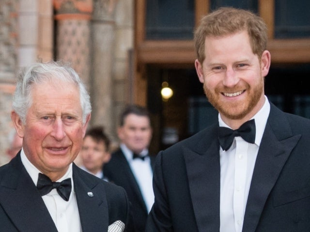Prince Charles Reportedly Won't See Prince Harry When Son Returns to UK for Diana Unveiling