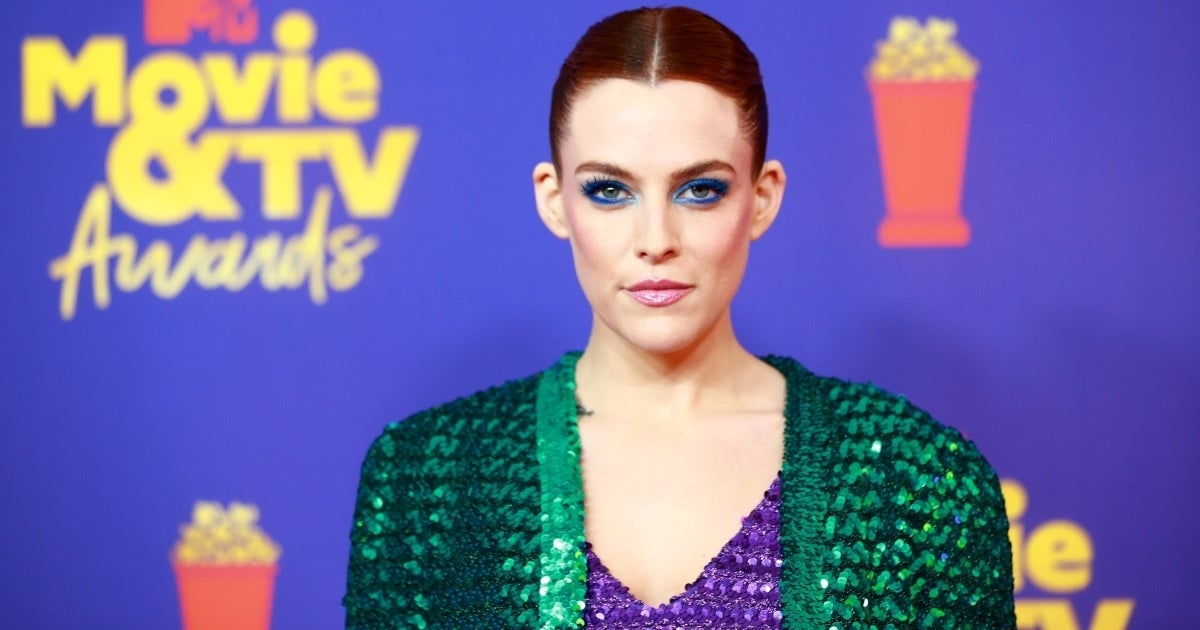 riley keough getty images 2021