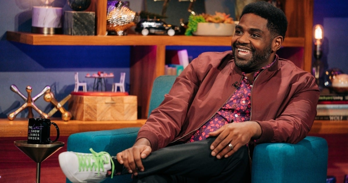 ron funches cbs getty images