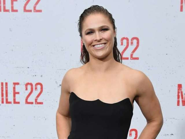 Ronda Rousey Announces Gender of First Baby