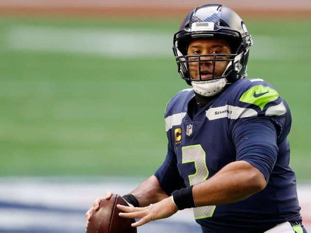 Russell Wilson Responds to Report of Him Requesting Trade From Seahawks