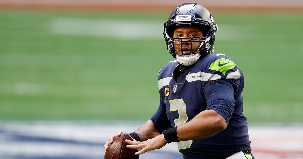 Russell Wilson responds report requesting trade Seahawks