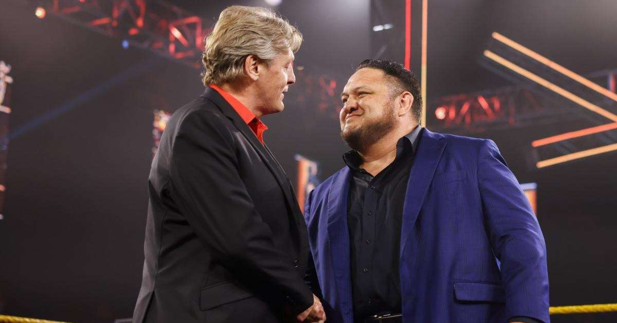 Samoa Joe returns WWE being fired fans sound off