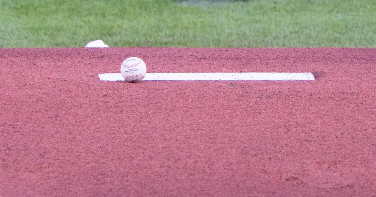 San Ho Baek George Mason baseball pitcher dead 20