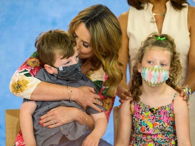 Savannah Guthrie's Husband and Kids Surprise Her on the Air for 10th 'Today' Show Anniversary