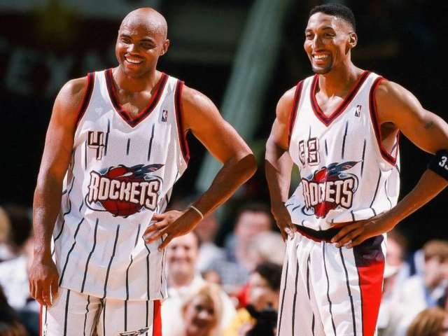 Scottie Pippen Calls out Charles Barkley, Questions His Toughness
