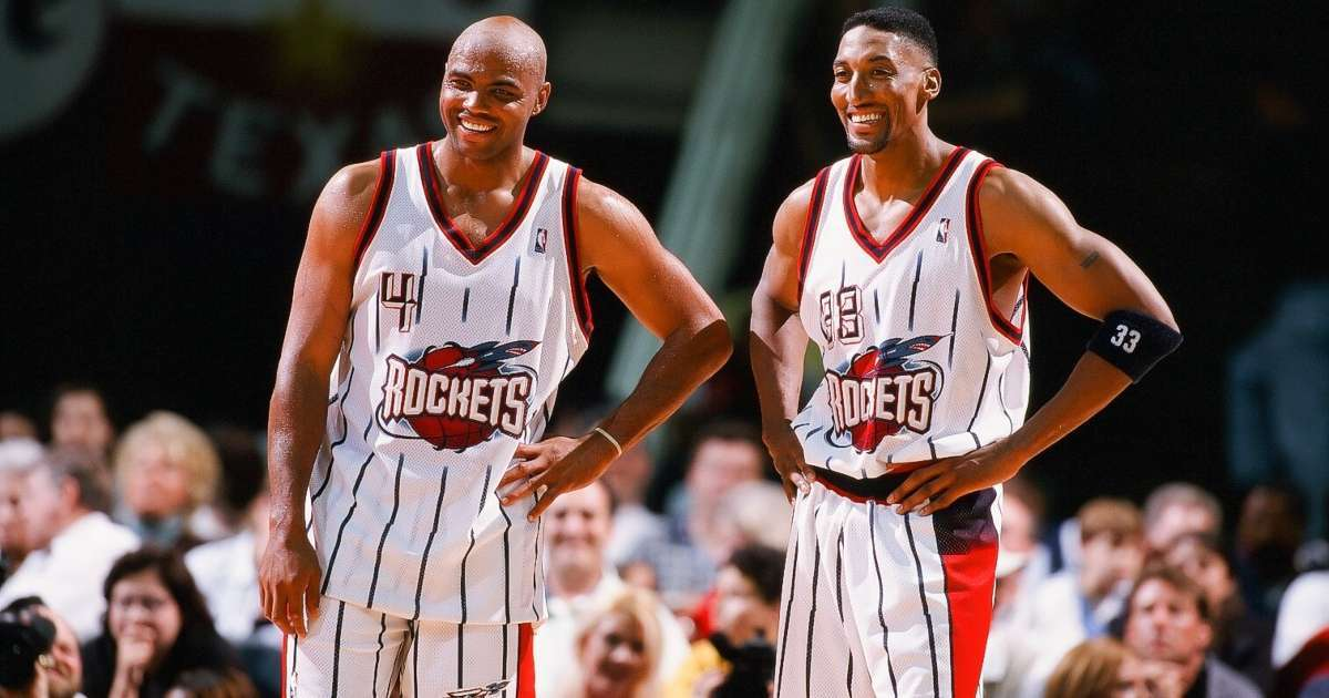 Scottie Pippen Calls out Charles Barkley, questions toughness