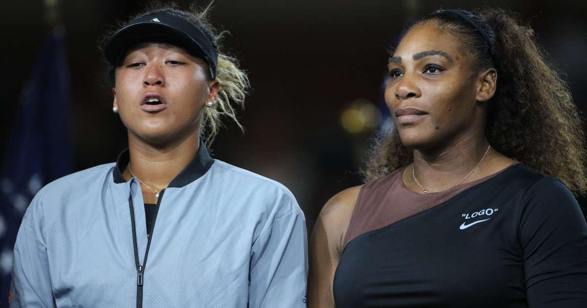 Serena Williams reacts Naomi Osaka withdrawal French Open