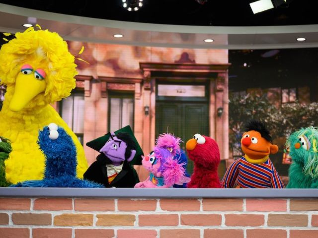 'Sesame Street' Introduces Show's First Married Gay Couple