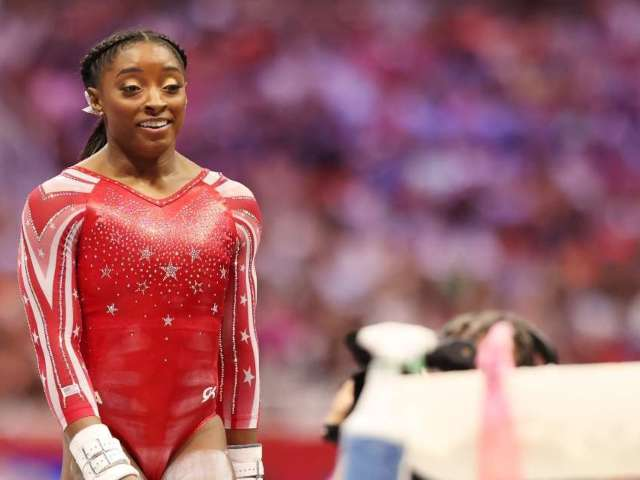 Simone Biles to Lead US Gymnastics Team After Winning at Trials
