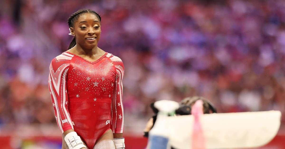 Simone Biles lead US Gymnastics team winning trials
